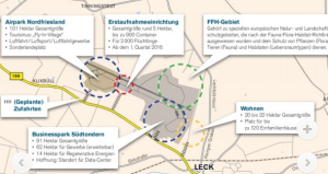 Leck_Flugplatz