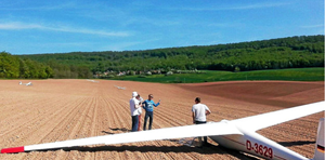Segelflug_Wettbewerb